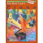Alfred Basic Piano Library (Level 2) Top Hits Solo Book