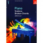 ABRSM Grade 1 Piano Scales & Broken Chords