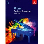 ABRSM Grade 3 Piano Scales & Broken Chords