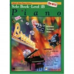 Alfreds Basic Piano Library Level 1B Top Hits Solo Book