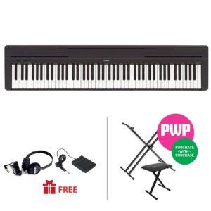 Yamaha P-125 Digital Piano - Absolute Piano
