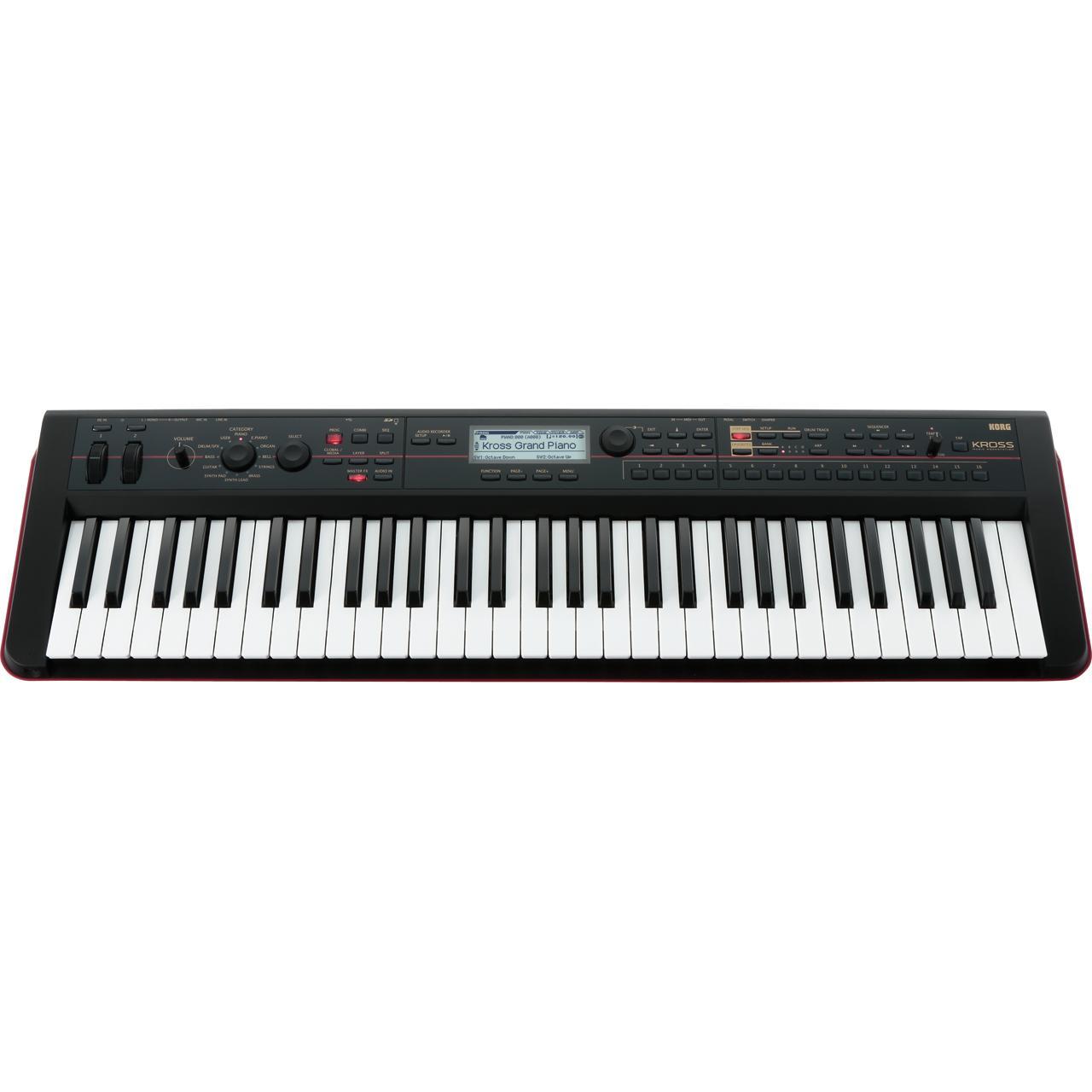 korg kross 88 key absolute pianoabsolute piano. Black Bedroom Furniture Sets. Home Design Ideas