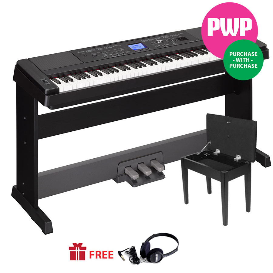 Yamaha Electric Piano Accessories