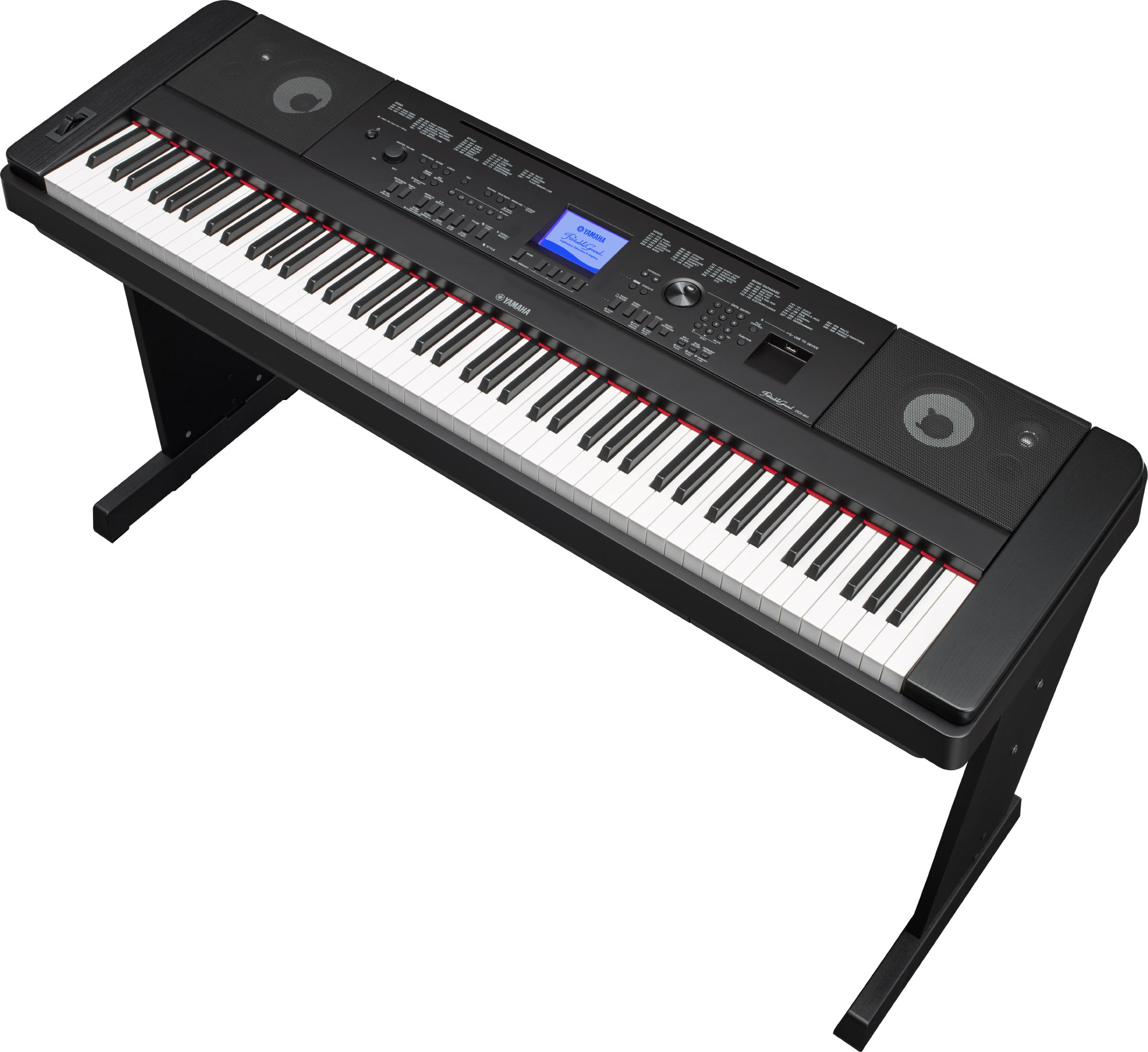 Dgx 660 absolute pianoabsolute piano for Yamaha piano com