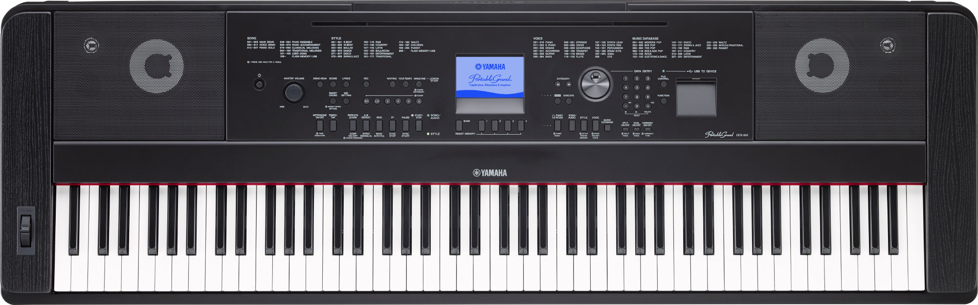 Dgx 660 Absolute Pianoabsolute Piano