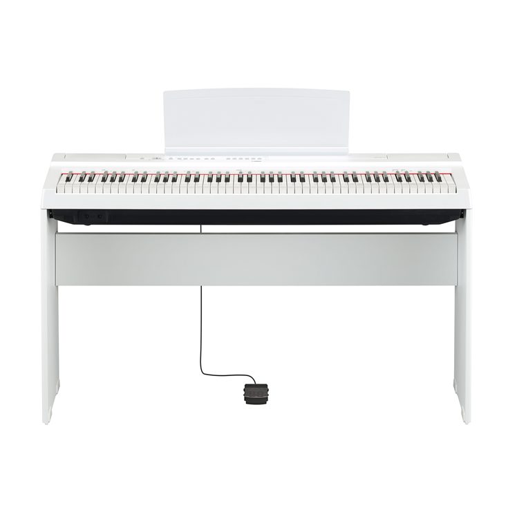 yamaha p 125 digital piano absolute piano. Black Bedroom Furniture Sets. Home Design Ideas